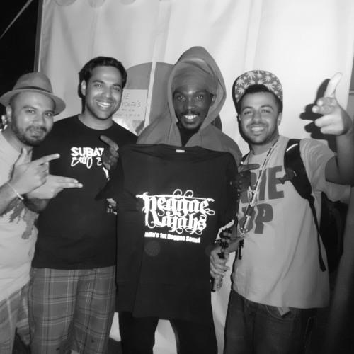 Anthony B - World A Reggae Rajahs (Dubplate)