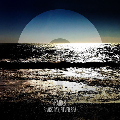 ASIP018 Parks - Black Day, Silver Sea