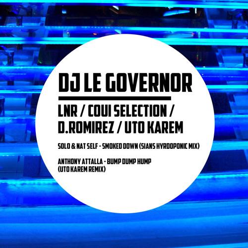 Go Groove Nation - Dj Le Governor (September Mixtape Liquid Series 8)