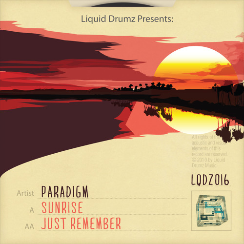 LQDZ016A.ParaDigm - Sunrise
