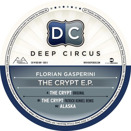 Florian Gasperini - The Crypt (Patrick Kunkel Remix) / Snippet