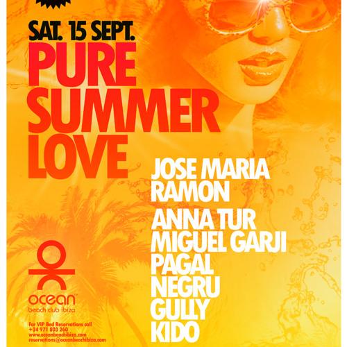 15.09.2012 Pure Summer Love at Ocean Beach Club - Promo Trailer