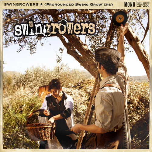 Swingrowers - Debut album Minimix **FREE DL**