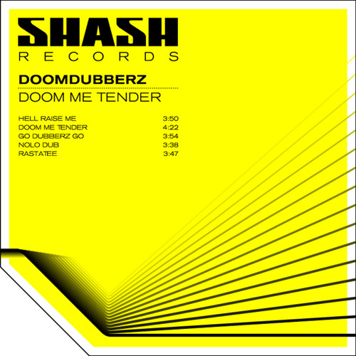 NOLODUB // Doom Me Tender - EP