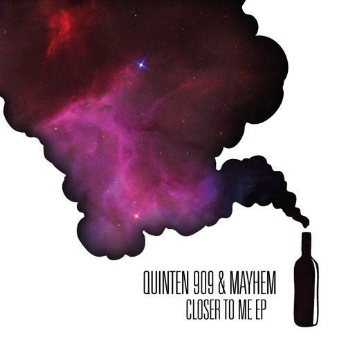 Quinten909 - Closer To Me (Ride The Universe Remix)