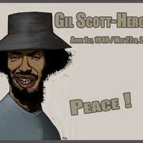 Gil Scott Heron - angola (Byron reetual remix)320Kb