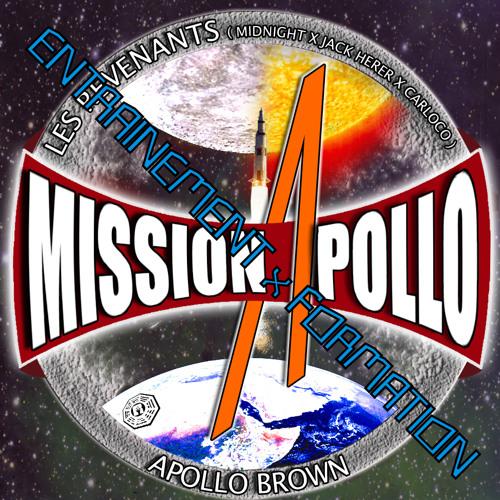 Les Revenants X Apollo Brown-mission apollo - Formation X Entrainement#3 Test D Apesenteur