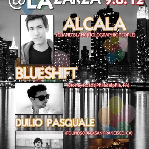 Blueshift - Live at La Zarza NYC Sep. 8th 2012
