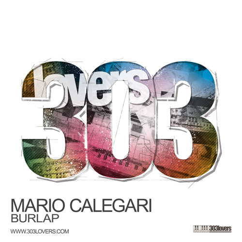 Mario Calegari - Burlap (Original Mix)