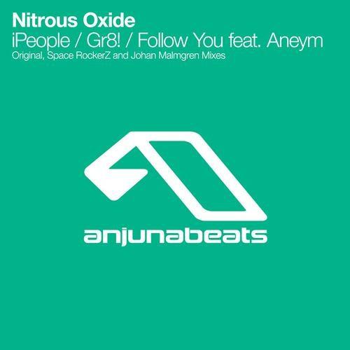 Nitrous Oxide feat. Aneym - Follow You (Almar Remix)