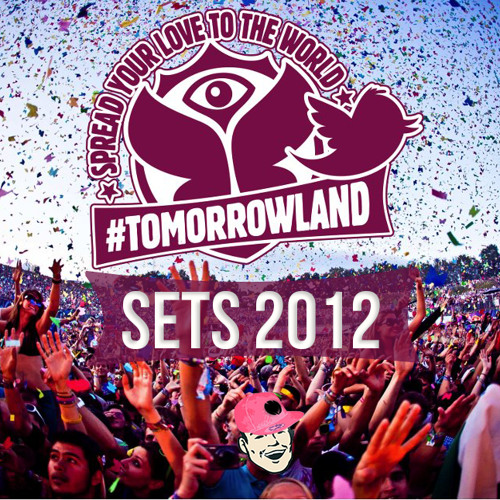 Tomorrowland 2012 (Official Mix Tape)