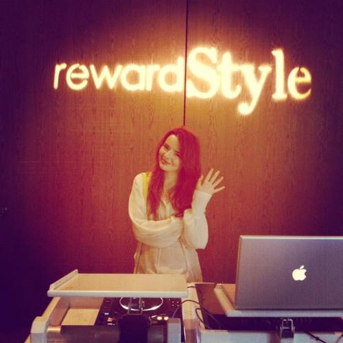 NYC Fashion Week Rewardstyle Mix