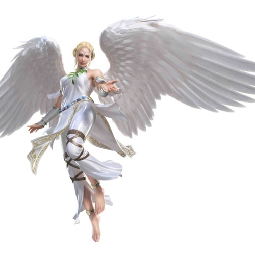 Angelic Cathedral (Tekken Tagged Tourniment 2 Concept)
