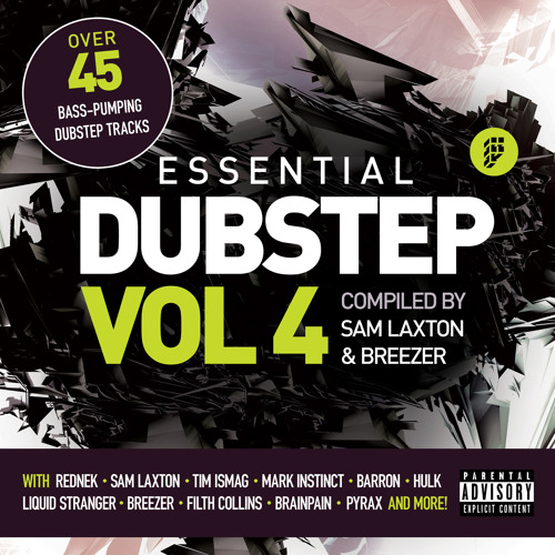 Essential Dubstep Vol. 4 (Best of Underground Dubstep 2012 - 2013) Megamix - DOUBLE CD OUT NOW!
