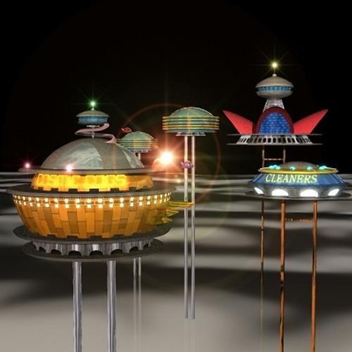 アムン・ヅラグン #1860 -  ペプシ エナジーコーラ「PEPSI ENERGY COLA: DIMENSIONS」