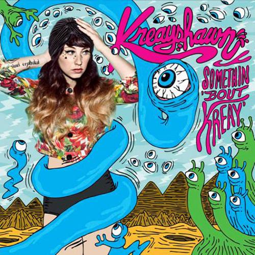Kreayshawn - TWERKIN!!! feat. Diplo and Sissy Nobby