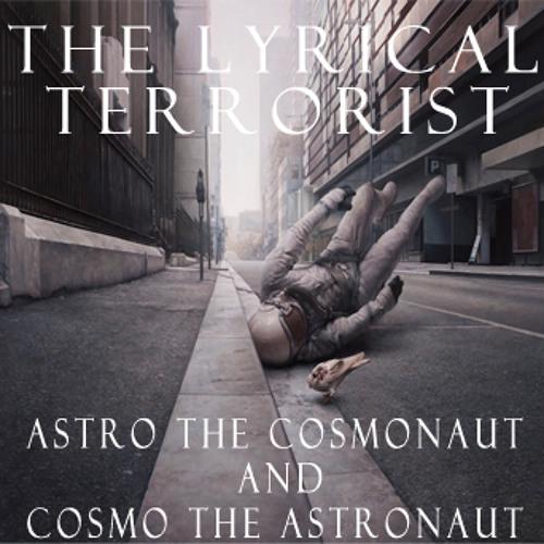 Astro the cosmonaut and Cosmo the astronaut