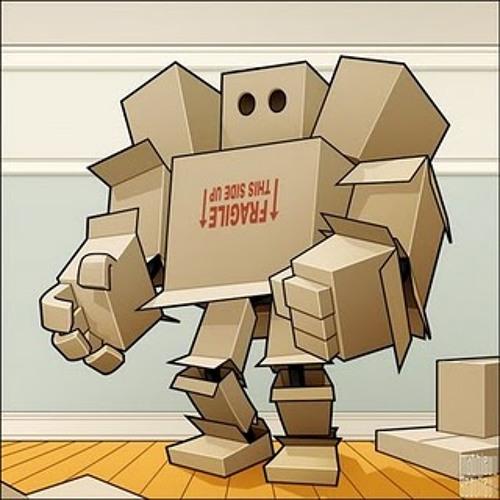 Cardboard Man Resistance