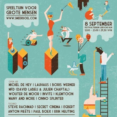 Invite @ Smeerboel Festival, Utrecht (08-09-2012)