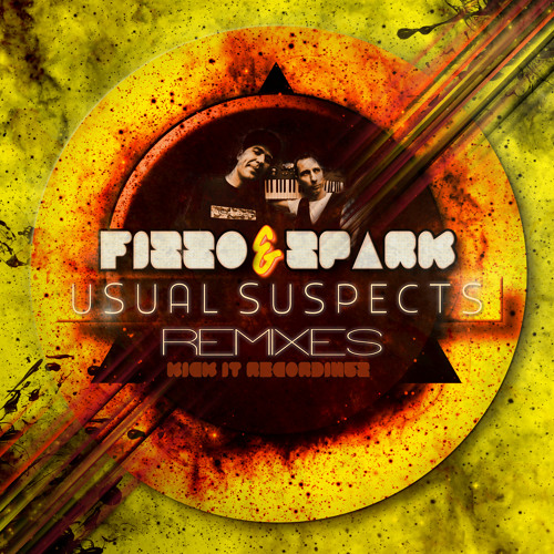 Fisso & Spark - Usual Suspects (KWeRK Remix Preview) (OUT NOW on Kick It Recordings)