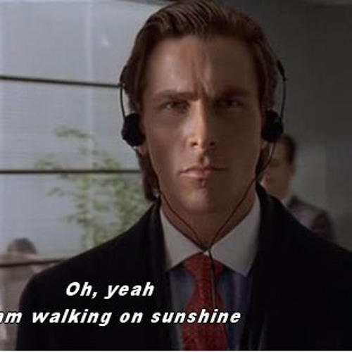 My Name Is Patrick Bateman
