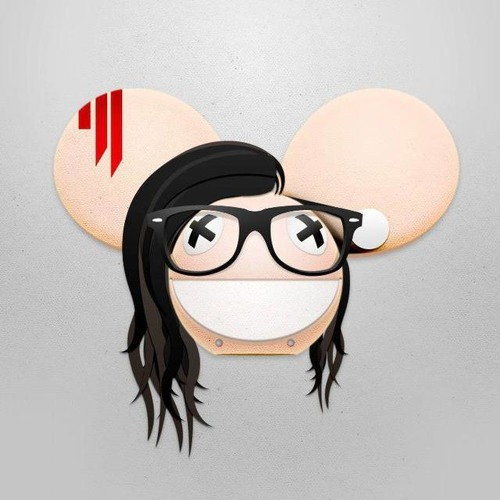 Skrillex-Deadmau5 Mix (WEEKENDS!!!-Ghosts n' Stuff-The disco ranger bus-With you, friends)