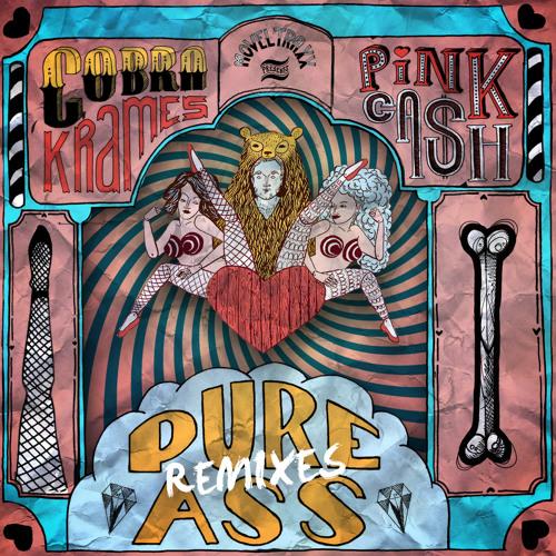 Cobra Krames & Pink Cash - I Like To (J PAUL GETTO Remix) - snippet