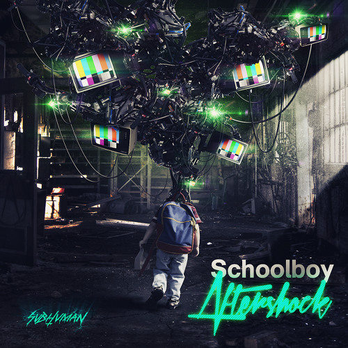 Schoolboy - Aftershock (SUBHUMANLTD 006) [128k Clip]