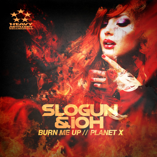 Slogun & iOh - Burn Me Up (out now!)
