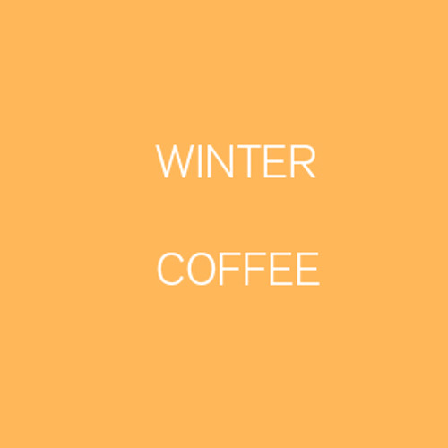 Music for walking through first storm of the winter and/or making coffee to.