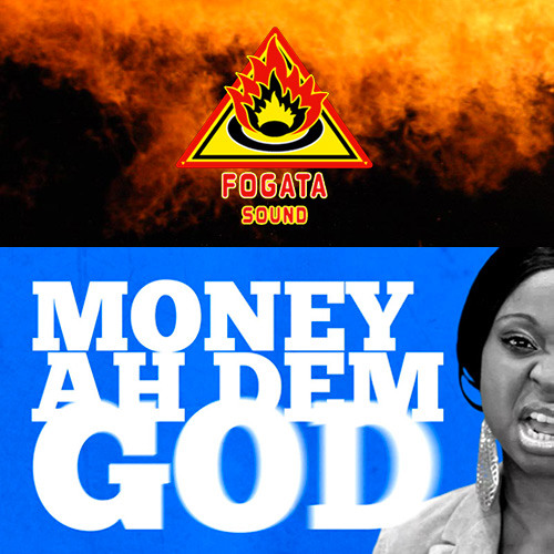 Dreadsquad feat. Lady Chann - Money ah dem god (Krak in Dub RMX)