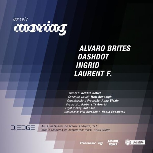 Alvaro Brites   Moving :: D-Edge   19.07.12