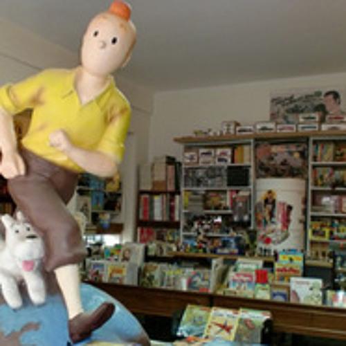 Reportagem: Loja do Porto inspirada nas aventuras de Tintin