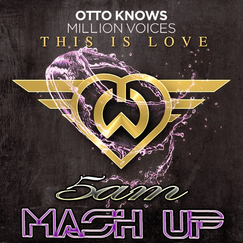 Will.i.am Vs Otto Knows - This Is a Million Love Voices (5am Mashup)