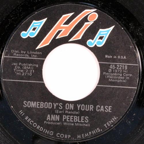 Somebody's In Your Case (gruyeredj and ciscobeatz edit)
