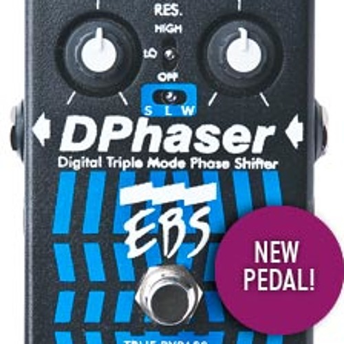 EBS DPhaser, Sample 6 by Anders Molin