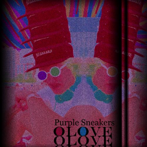 Purple Sneakers