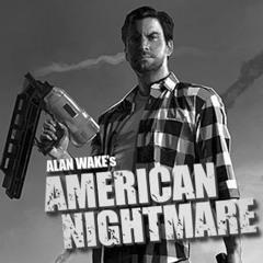 Alan Wake's American Nightmare - Menu