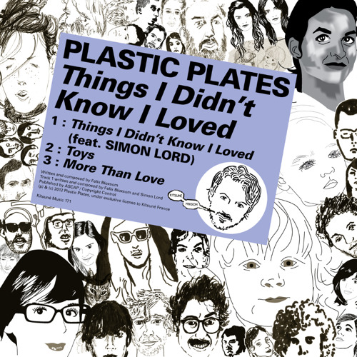 Plastic Plates & Simon Lord - Things I Didn't Know I Loved (Amine Edge & DANCE Remix)