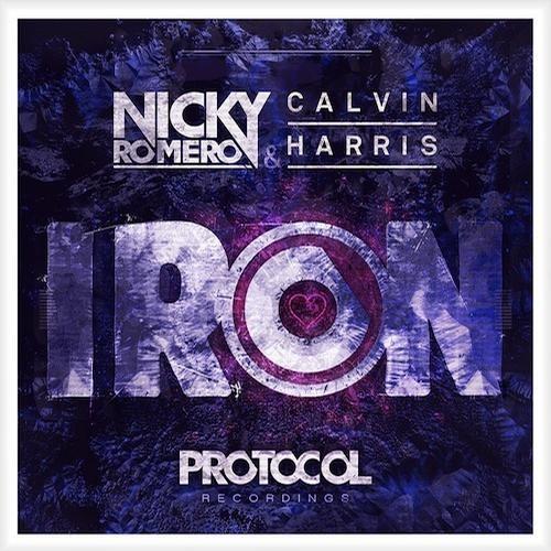 Nicky Romero & Calvin Harris – Iron (Original Mix)