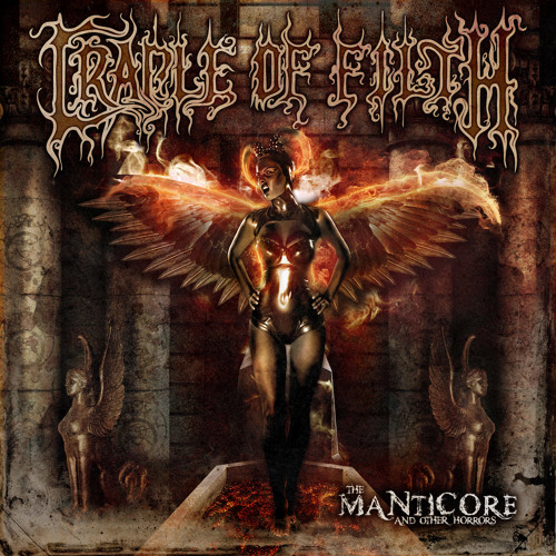 Cradle of Filth - For your Vulgar Delectation (from The Manticore And Other Horrors)