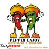 138# Pepper Enjoy - Azotame Y Besame (Maximilian Tux Rmx) [ Only the Best Record international ]