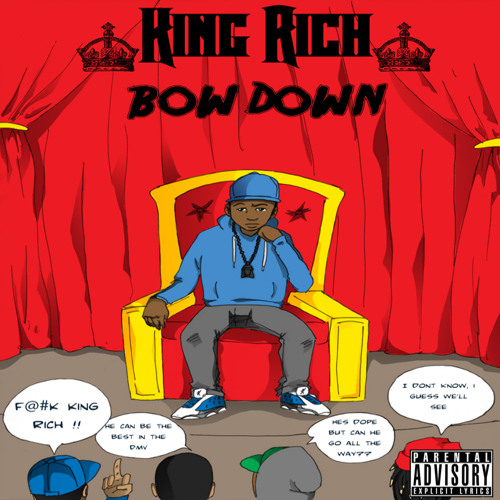 BREAKING TOBY (IM A KING)-!MAD RICH!