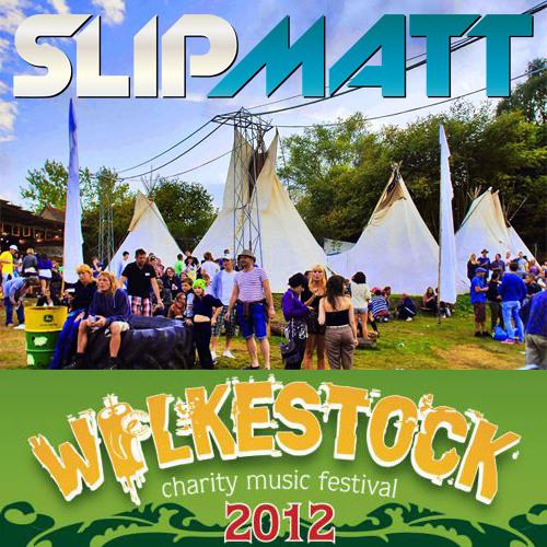Slipmatt - Live @ Wilkestock Festival 01-09-2012
