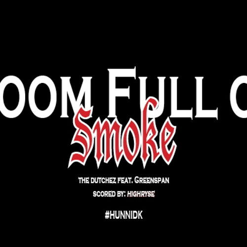Room Full of Smoke by Priscilla Simone feat. Greenspan