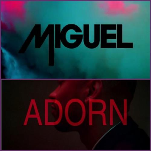 Miguel - Adorn & I Really Mean It ! (Dj Feenix (FX) BRmx)