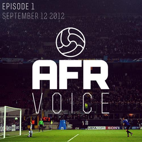AFR Voice - Episode 1