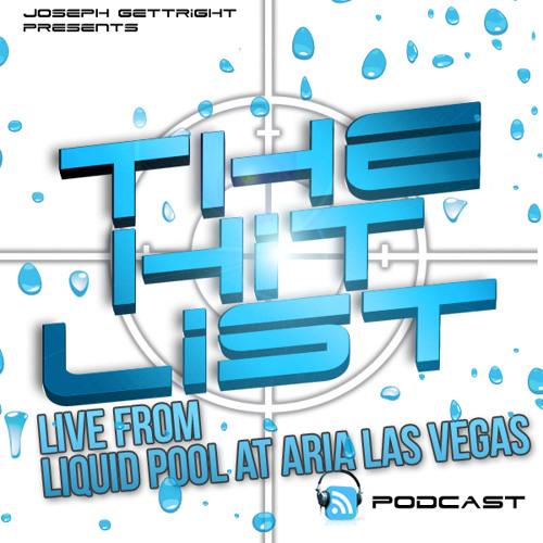 HitList Podcast Live at Liquid Pool Las Vegas