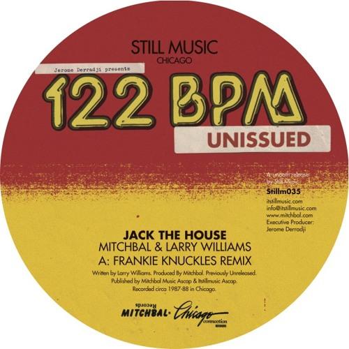 A1 - JACK THE HOUSE - FRANKIE KNUCKLES
