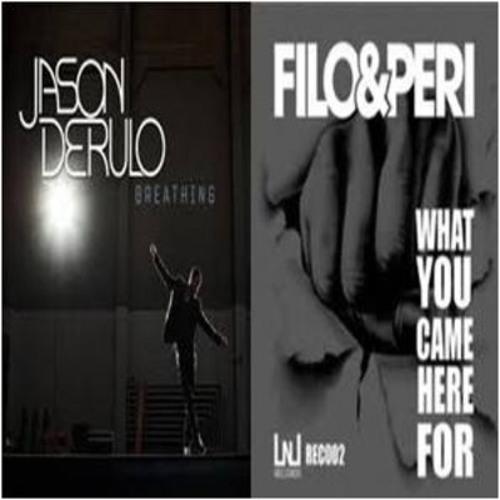 Jason Derulo Vs.Filo & Peri - What You Came Breathing (Jefferson Gazzineu MashUp)